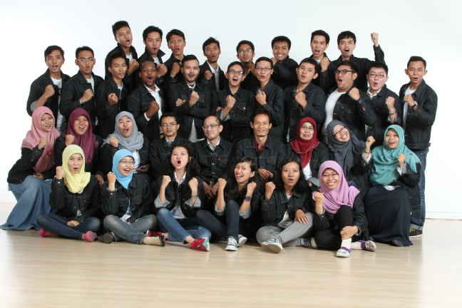 Perdalpro Crew 2014 / 2015